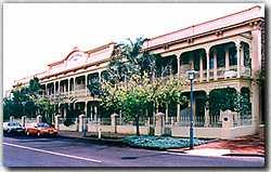 Albert Terrace 1880