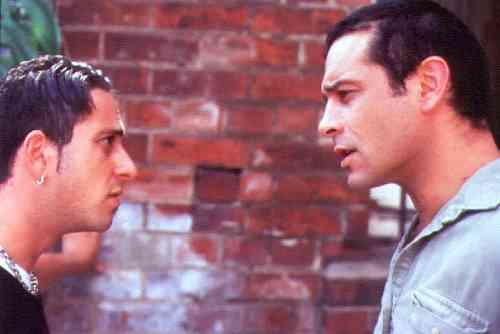 Robert as Paulie in 'Spank'