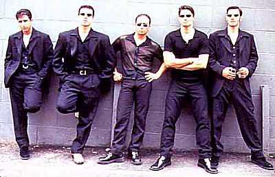 The Spank Boys
